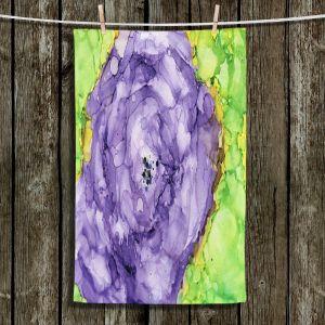 Unique Hanging Tea Towels | Shay Livenspargar - Heartfelt | Nature Flowers