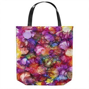 Unique Shoulder Bag Tote Bags | Shay Livenspargar - Starburst | Abstract