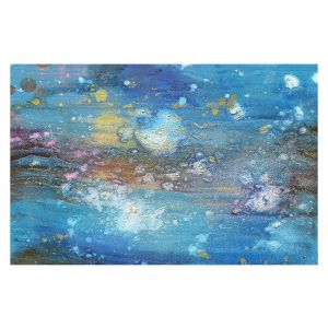 Decorative Floor Covering Mats | Shay Livenspargar - Sunset Dreams | Abstract