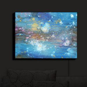 Nightlight Sconce Canvas Light | Shay Livenspargar - Sunset Dreams | Abstract