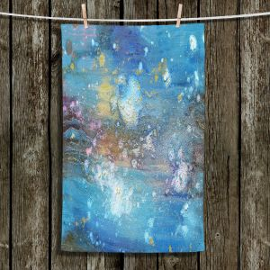 Unique Hanging Tea Towels | Shay Livenspargar - Sunset Dreams