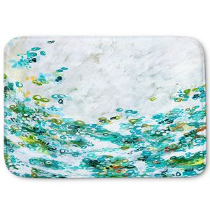 Decorative Bathroom Mats | Sue Allemand - Meet by Sea | Colorful abstract