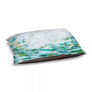 Decorative Dog Pet Beds | Sue Allemand - Meet by Sea | Colorful abstract