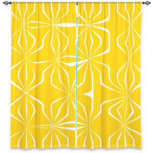 Decorative Window Treatments | Sue Brown - Connect Yellow