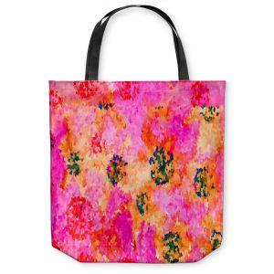 Unique Shoulder Bag Tote Bags | Sue Brown - Crystal Floral Cry