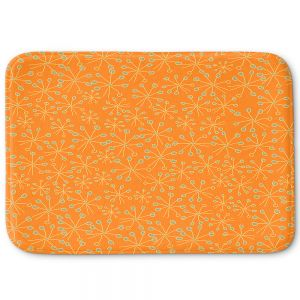 Decorative Bathroom Mats | Sue Brown - Dandiflying II