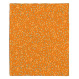 Decorative Fleece Throw Blankets | Sue Brown - Dandiflying 2