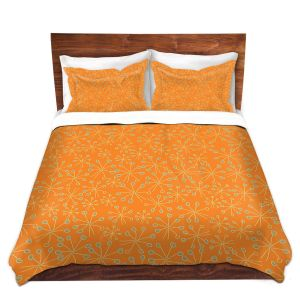 Artistic Duvet Covers and Shams Bedding | Sue Brown - Dandiflying II