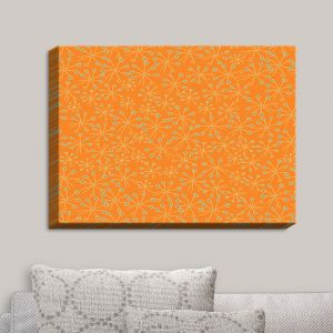 Decorative Canvas Wall Art | Sue Brown - Dandiflying II