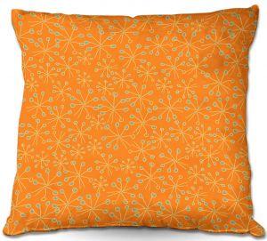 Decorative Outdoor Patio Pillow Cushion | Sue Brown - Dandiflying II