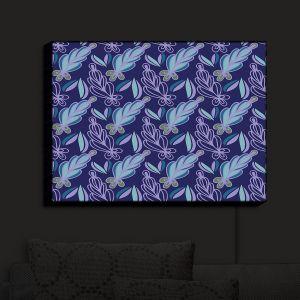 Nightlight Sconce Canvas Light | Sue Brown - Gervay Garden 11