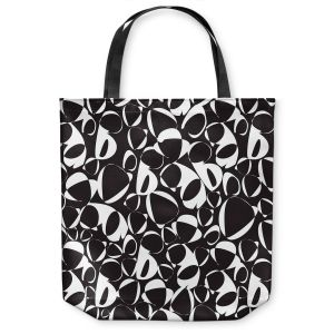 Unique Shoulder Bag Tote Bags | Sue Brown - Key Rings Black