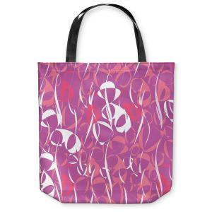 Unique Shoulder Bag Tote Bags | Sue Brown - Key Rings Pink