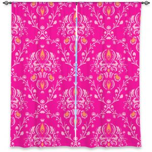 Decorative Window Treatments | Sue Brown - Madam Pink