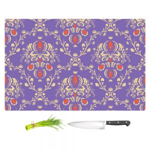 Artistic Kitchen Bar Cutting Boards | Sue Brown - Madam Purple