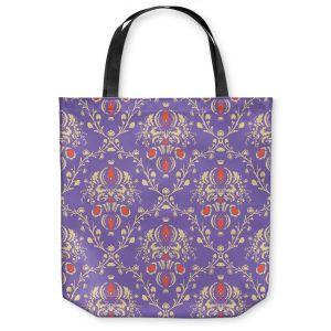 Unique Shoulder Bag Tote Bags   Sue Brown - Madam Purple