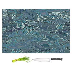 Artistic Kitchen Bar Cutting Boards | Susie Kunzelman - Agate 1 | Abstract pattern