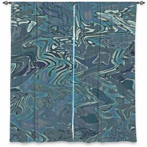 Decorative Window Treatments   Susie Kunzelman - Agate 1   Abstract pattern