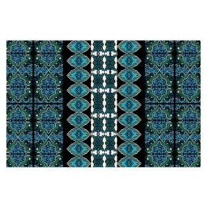 Decorative Floor Coverings   Susie Kunzelman Blue Bonnet II