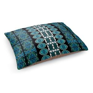 Decorative Dog Pet Beds | Susie Kunzelman's Blue Bonnet II