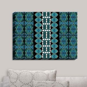Decorative Canvas Wall Art | Susie Kunzelman - Blue Bonnet II