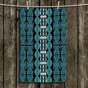 Unique Hanging Tea Towels | Susie Kunzelman - Blue Bonnet II | Patterns