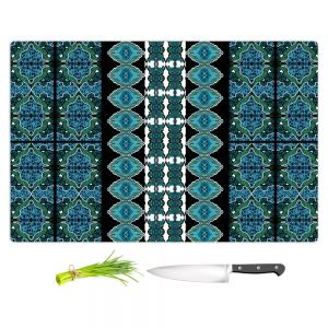 Artistic Kitchen Bar Cutting Boards   Susie Kunzelman - Blue Bonnet II