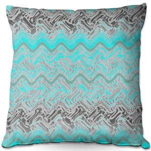 Throw Pillows Decorative Artistic | Susie Kunzelman - Ditto 1 | Abstract pattern