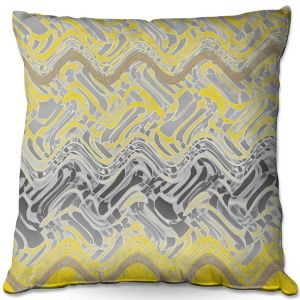 Throw Pillows Decorative Artistic | Susie Kunzelman - Ditto 2 | Abstract pattern