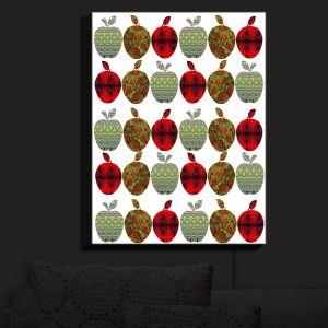 Nightlight Sconce Canvas Light | Susie Kunzelman - Farm Apples