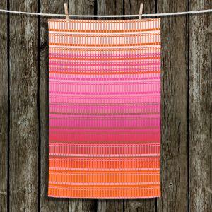 Unique Bathroom Towels | Susie Kunzelman - Geo Squared 1 | Geometric pattern