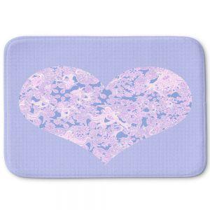 Decorative Bathroom Mats | Susie Kunzelman - Heart Love Serenity