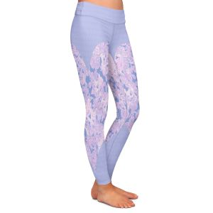 Casual Comfortable Leggings | Susie Kunzelman - Heart Love Serenity