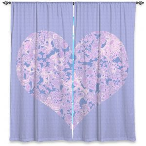 Decorative Window Treatments | Susie Kunzelman - Heart Love Serenity