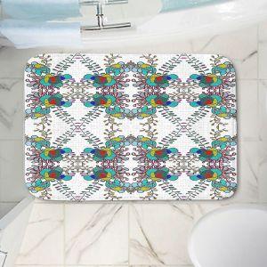 Decorative Bathroom Mats | Susie Kunzelman - Honey Child | Patterns
