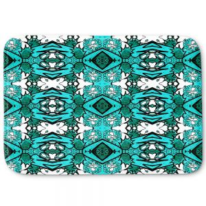 Decorative Bathroom Mats | Susie Kunzelman - Kaleidoscope