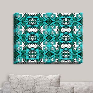 Decorative Canvas Wall Art | Susie Kunzelman - Kaleidoscope | Patterns Colorful