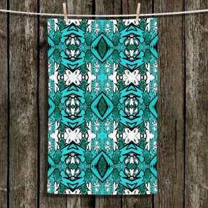Unique Hanging Tea Towels | Susie Kunzelman - Kaleidoscope | Patterns Colorful