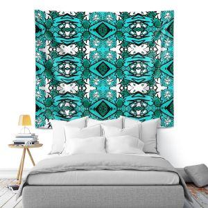 Artistic Wall Tapestry | Susie Kunzelman - Kaleidoscope