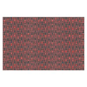 Decorative Floor Covering Mats   Susie Kunzelman - Magic Carpet Ride   Colorful abstract pattern