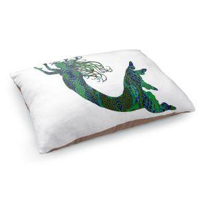 Decorative Dog Pet Beds | Susie Kunzelman's Mermaid Forest