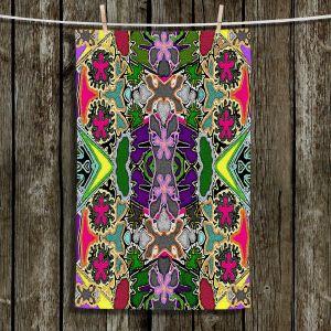 Unique Bathroom Towels | Susie Kunzelman - Merry Go Round l