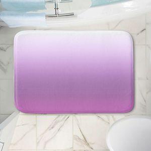 Decorative Bathroom Mats   Susie Kunzelman - Ombre Bodacious   Ombre Monochromatic