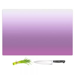 Artistic Kitchen Bar Cutting Boards | Susie Kunzelman - Ombre Bodacious | Ombre Monochromatic