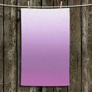 Unique Hanging Tea Towels | Susie Kunzelman - Ombre Bodacious | Ombre Monochromatic