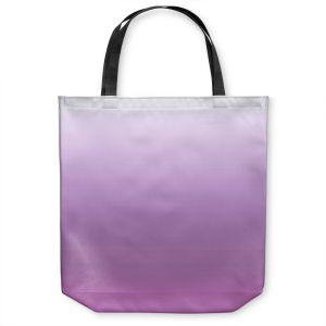 Unique Shoulder Bag Tote Bags | Susie Kunzelman - Ombre Bodacious | Ombre Monochromatic