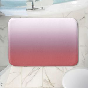 Decorative Bathroom Mats   Susie Kunzelman - Ombre Dusty Cedar