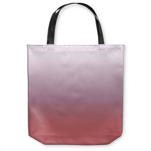 Unique Shoulder Bag Tote Bags |Susie Kunzelman - Ombre Dusty Cedar