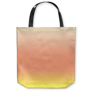 Unique Shoulder Bag Tote Bags  Susie Kunzelman - Ombre Enjoyable Yellow