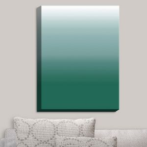 Decorative Canvas Wall Art | Susie Kunzelman - Ombre Lush Meadow | Ombre